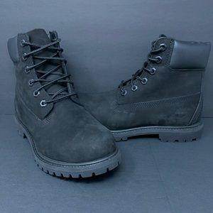 """NEW Timberland Premium 6"""" Waterproof Boots Black"""